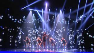 "Jamelia Live Show 5 Performance ""Thank You/Superstar"" Mash up"