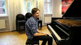 Benedict Dohm spielt Robert Schumann: Knecht Ruprecht