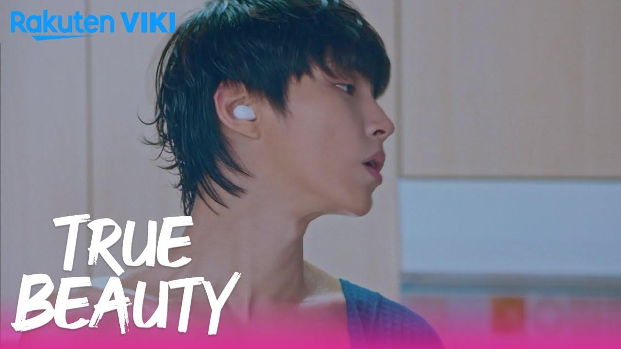 True Beauty - EP6 | Hwang In Yeop Dancing To \