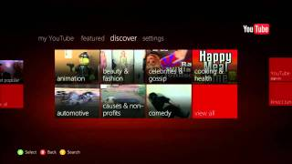 Mahalo Video Games Guide: Youtube for Xbox