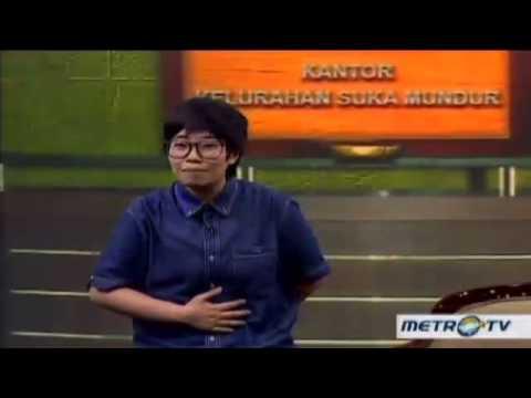 Alonkii  - Ada Fulus, Jalan Mulus (Stand-up Comedy Metro TV)