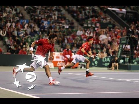 Highlights: Japan v Canada : Rubber 3