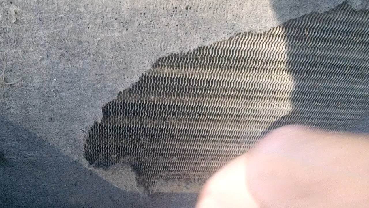 Hvac Evaporator Coil Cleaning Youtube