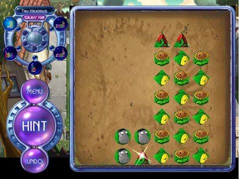 Bejeweled 2 Deluxe Mod Plants vs Zombies (Demo)