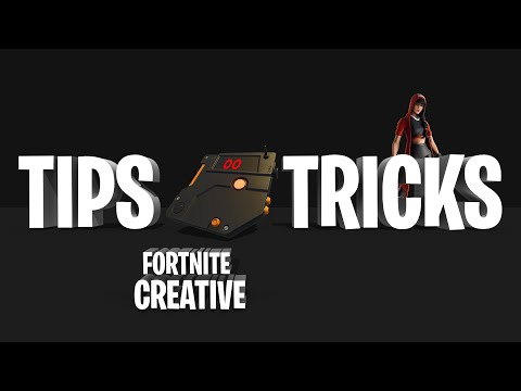 15 Useful Tips and Tricks for Fortnite Creative