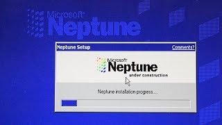 Installing Microsoft Neptune