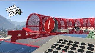 GTA V Online: SKILL TEST DE MOTO! FT. GAMERDRIGO e TLS GAMER (DEI RAGE)