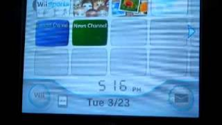 Tutorial:how to connect your wii to internet wireless(In this video i not only show you how to connect the wii to internet on a wireless connection BUT i teach you how to find your WEP code and ip adress and how to ..., 2010-03-23T23:38:01.000Z)