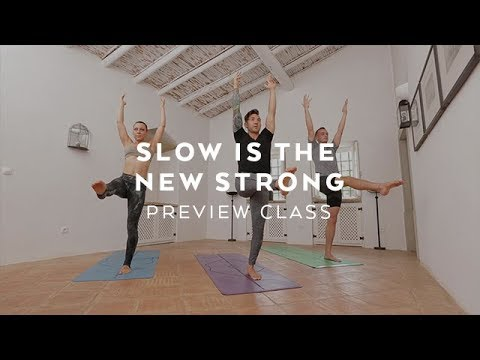 Intermediate - Advanced Vinyasa Yoga Flow Class with Dylan Werner