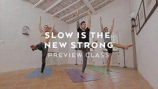 Intermediate -Advanced Vinyasa Yoga Flow Class with Dylan Werner - Preview Class