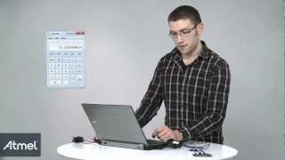 how to use atmel studio and asf