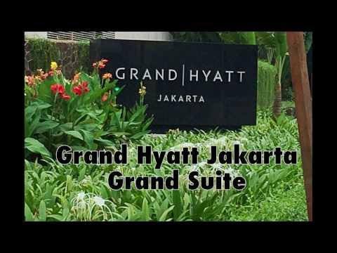 Grand Hyatt Jakarta - Grand Suite