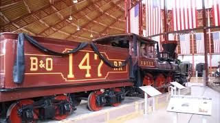 ボルチモア・アンド・オハイオ鉄道博物館