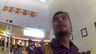 Cek In Pesawat Citilink  di Terminal Keberangkatan Domestik Bandara I Gusti Ngurah Rai, Bali