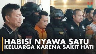Pembunuh 1 Keluarga di Pondok Gede Terancam Hukuman Mati