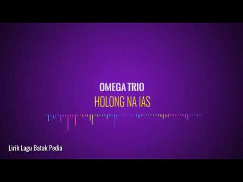 Omega Trio - Holong Na Ias (Lyric)