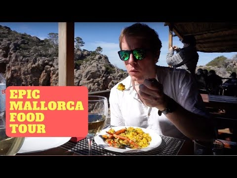 Epic Food Tour Of Mallorca! || What And Where To Eat And Drink