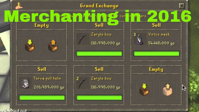 what to merch in runescape 2012