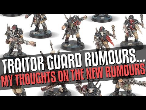 Addressing The Traitor Guard Rumours