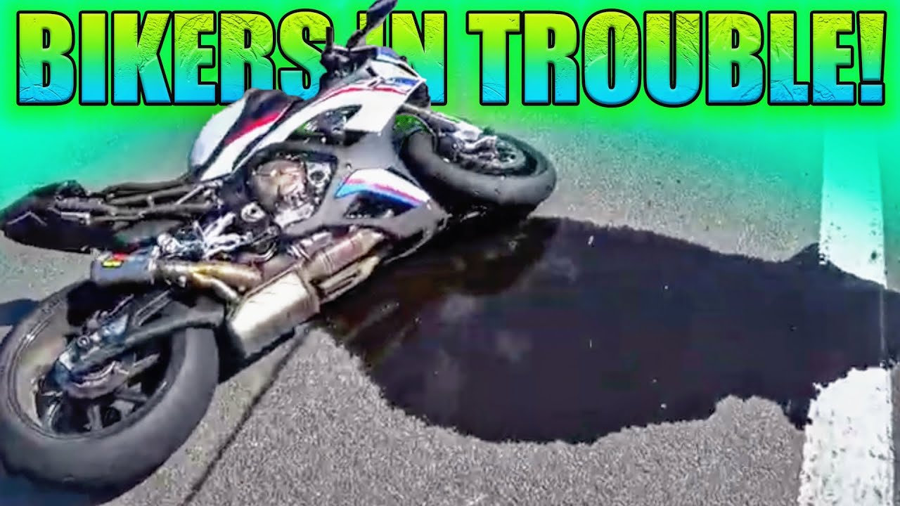STUPID, CRAZY & ANGRY PEOPLE VS BIKERS 2020 - BIKERS IN TROUBLE [Ep.#956]