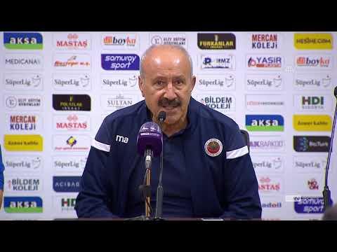 Yeni Malatyaspor - Gençlerbirliği maçının ardından - MALATYA