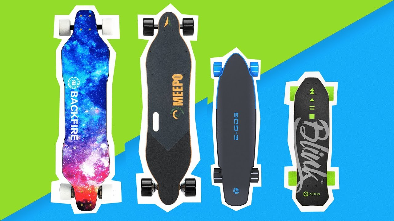 Best Cheap Electric Skateboards December 2017  YouTube