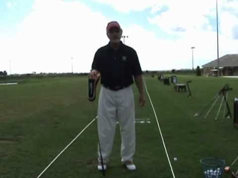 Golf Lesson, The perfect swing tips with The Driver & Irons for free