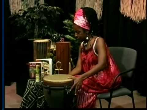 ASHE! (Topic: Queen Mother Imakhu Shares African Culture, Pt.3)