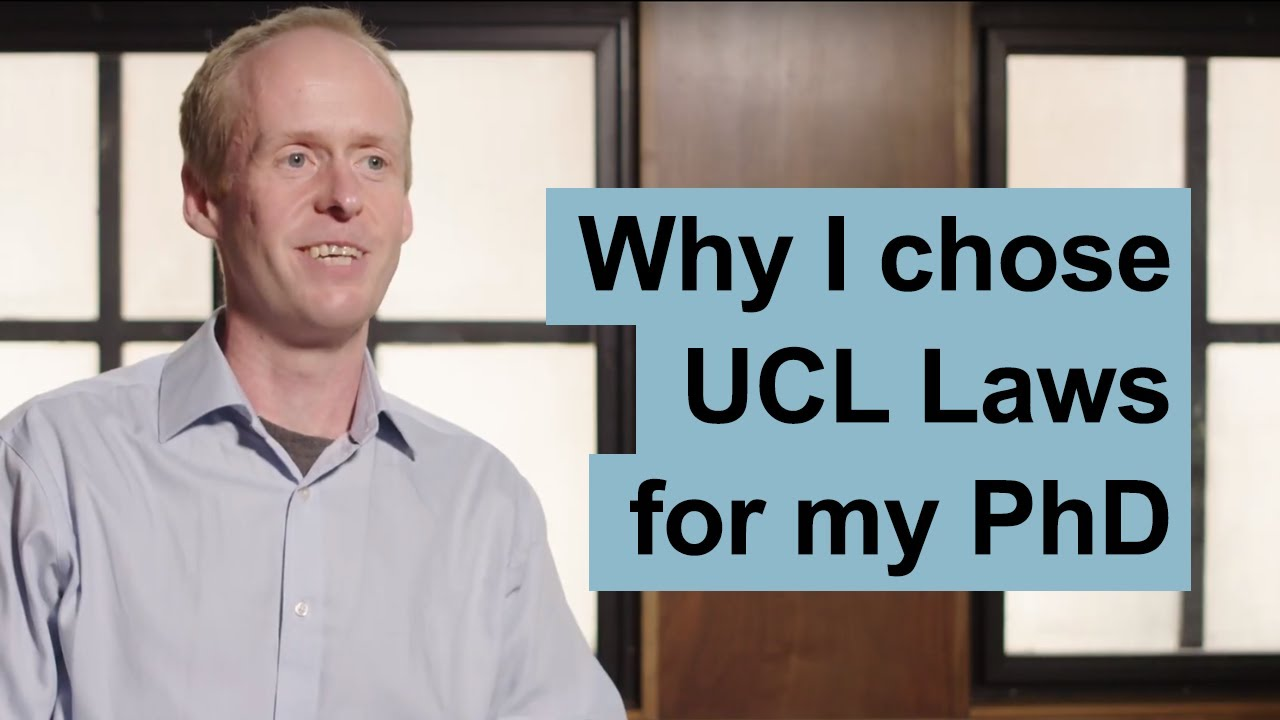 MPhil/PhD | UCL Faculty of Laws - UCL - London's Global