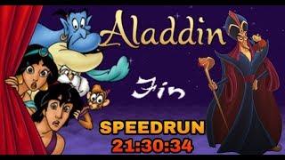 ALADDIN - SPEEDRUN 21:30:34