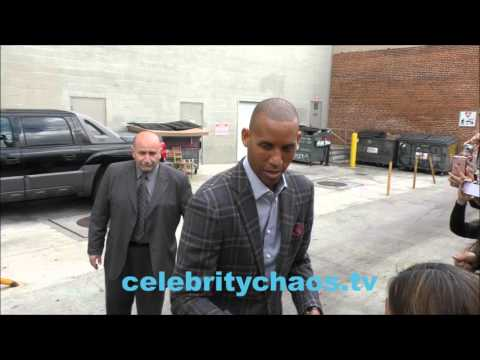 Indiana Pacers Former NBA Player Reggie Miller Being Friendly To His Fans