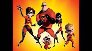 Michael Giacchino - The Incredibles - Kronos Unveiled HD
