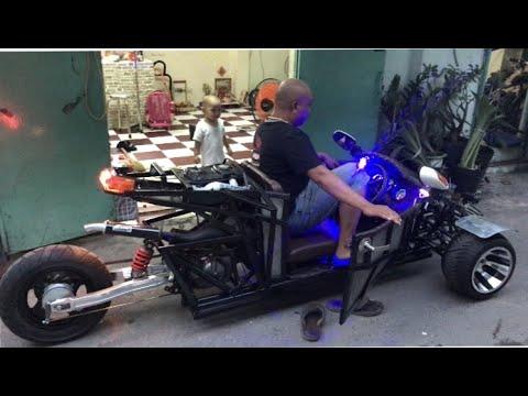 Độ Chế Mẫu Xe đua Sport Công Thức 1 - 3 Bánh .. đã Hoàn Chỉnh 95/% Rồi Các Bạn - Part 10