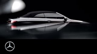 The new C-Class Cabriolet - Teaser - Mercedes-Benz original