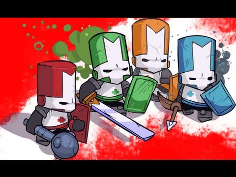 Castle Crashers PC How to Power-level your characters 1-30 in one hour. [Tutorial]