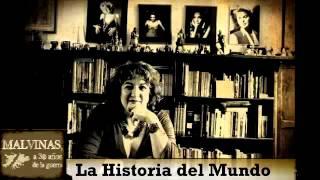 Diana Uribe - La Guerra de las Malvinas y el rock