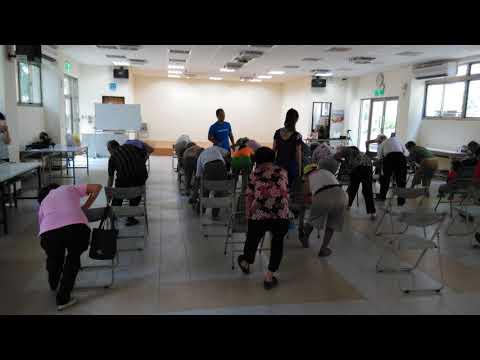 105/07/18華江社區照顧關懷據點活動影片