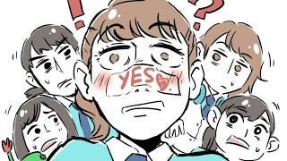 One-shot ❤️Confesión inusual❤️ manga yuri