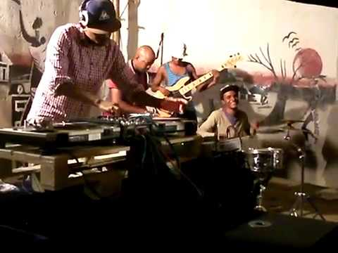 Kat La Kat on Vinyl  supported by a (live band) @ Home Lounge (Mabopane)