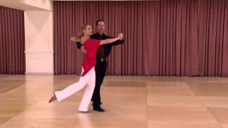 American Smooth DVIDA Gold Tango Syllabus