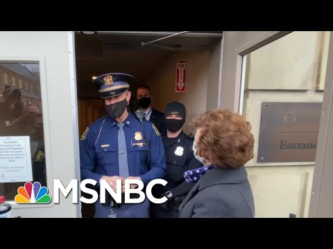 Even As Electors Cement Biden Win, Republican Grip On Reality Remains Tenuous   Rachel Maddow