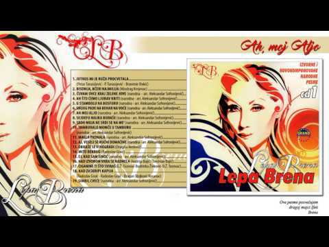 Lepa Brena - Ah, moj Aljo - (Official Audio 2013)