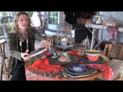 Vivre Dinnerware Inspiration from Tracy Porter - YouTube