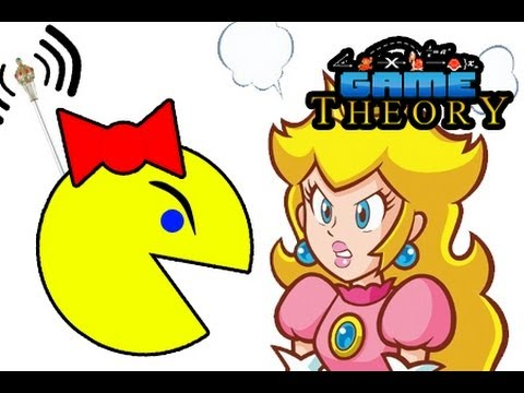 Thumbnail: Game Theory: Mario, The Problems with Princess Peach