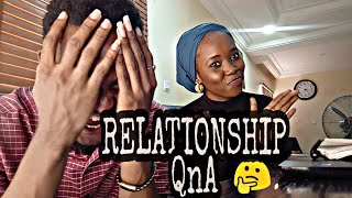 Dating and Relationship Q&A vlog
