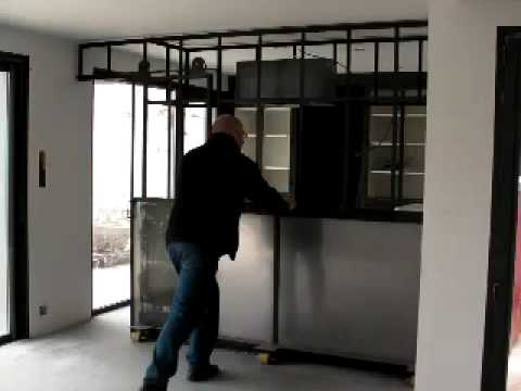 verrière brisson frederic tabary mobile cuisine porte architecte d ...