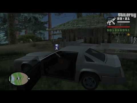 GTA San Andreas - Import/Export Vehicle #2 - Buffalo