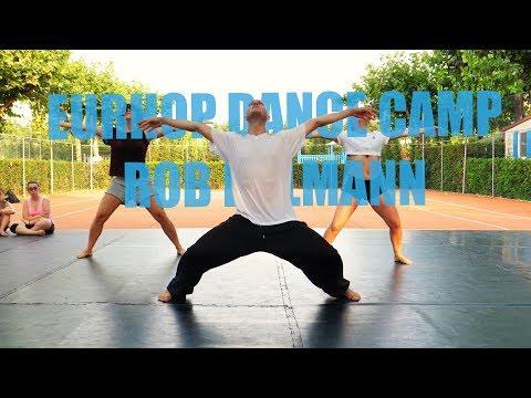 Eurhop Dance Camp 2019 - Rob Polmann  - Campus Danza Contemporanea