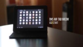 Обзор планшета DNS Air Tab m83w