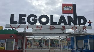 LEGOLAND Windsor Vlog March 2018